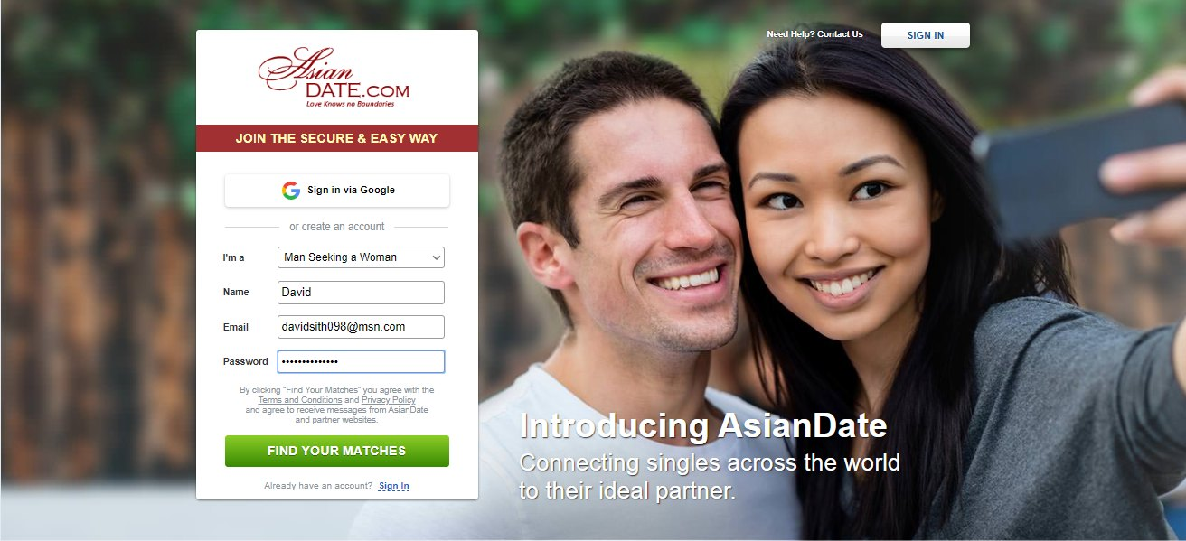 asian date review