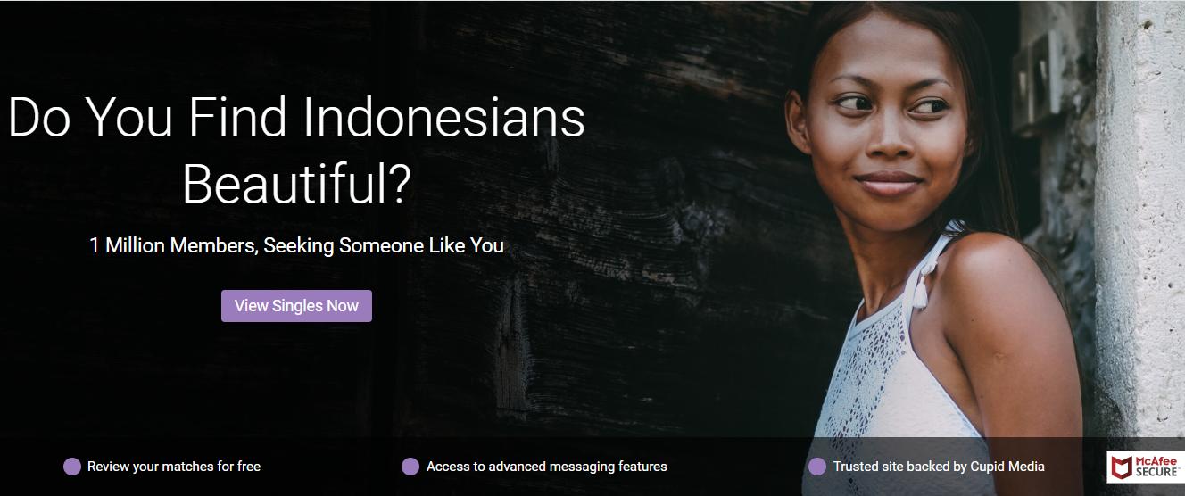 indonesia cupid